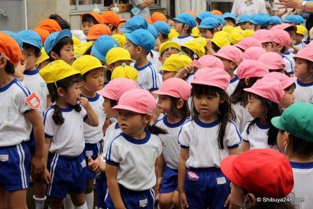 Japan kindergarten