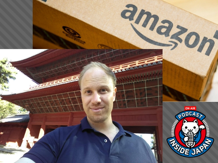job hopping in japan selling on amazon