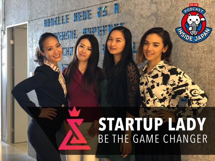 Startup Lady Japan