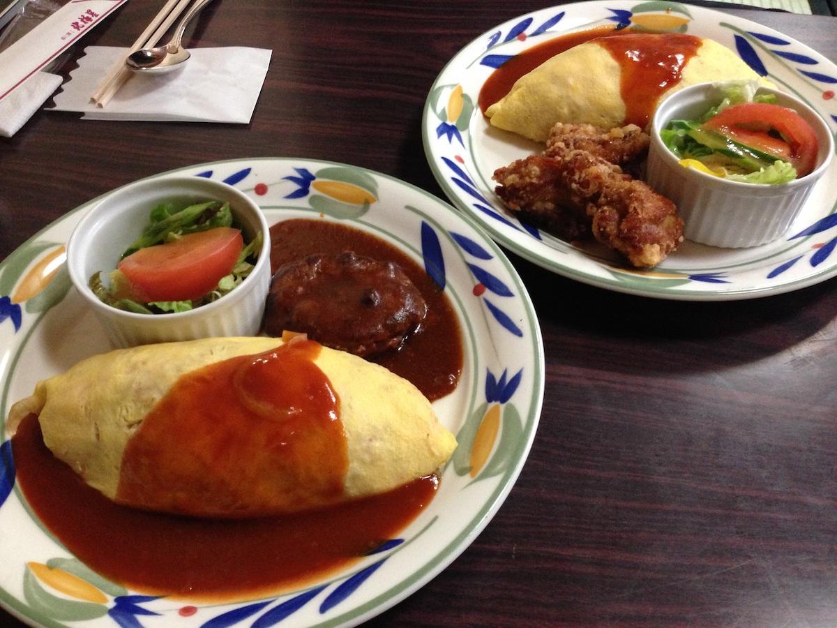 Omurice – a distinctive Japanese meal